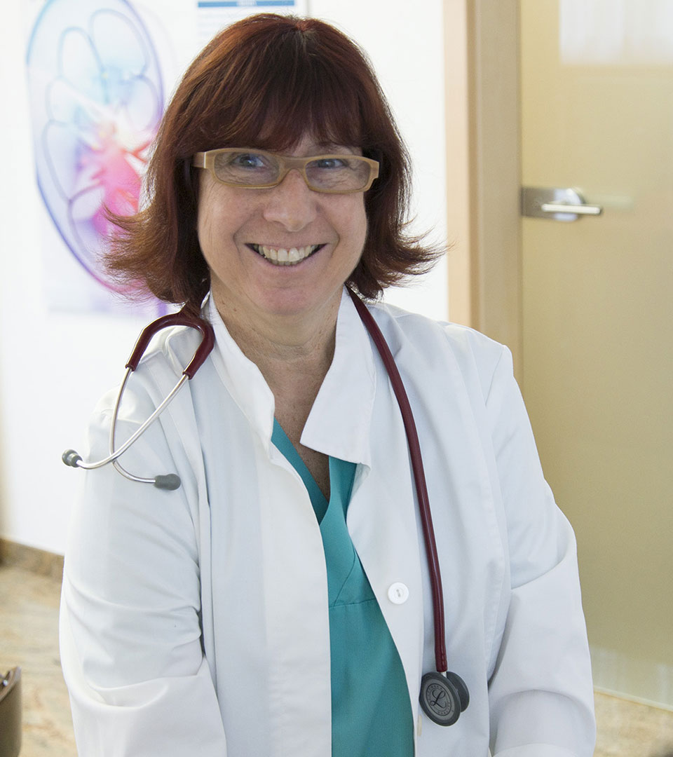 PD(Aus) Dr.med. Claudia Ferrier Guerra, MAS